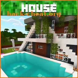Modern House for Minecraft PE icon