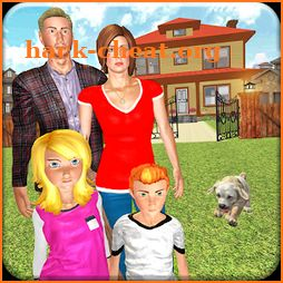 Mom Games - Happy Virtual Family Fun icon