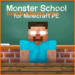 Monster School for Minecraft PE icon
