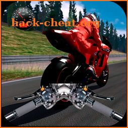 Moto Racing Extreme 3D Game icon