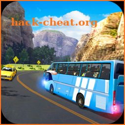 Mountain Bus simulator 2018 icon