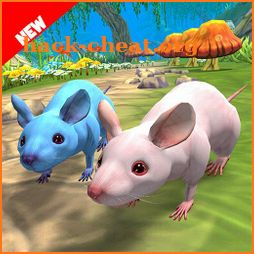 Mouse Simulator Life - Mouse Family Wild Life Sim icon