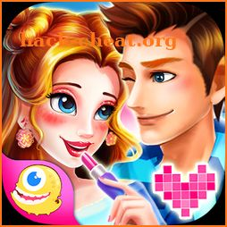 Movie Star Love Story- Girls Game icon