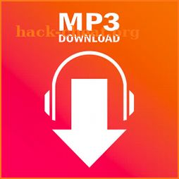Mp3 music download -mp3 song downloader icon