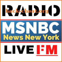 MSNBC News App Live Stream For Free New York Live icon