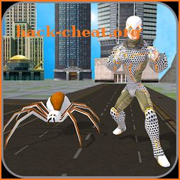 Multi Spider Robot Hero City Crime icon