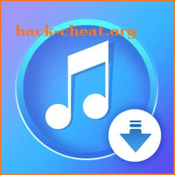 Music downloader - Download music - Music player icon