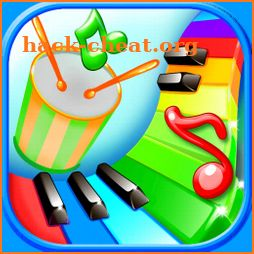 Musical Kids Rainbow Piano - Song & Music icon