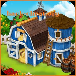 My Farm Town Village Life Top Farm Offline Game icon