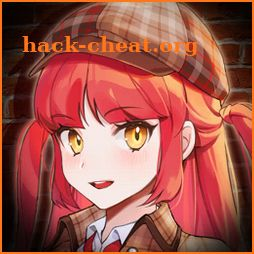 My High School Detective: Anime Girlfriend Game icon