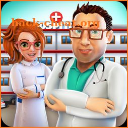 My Hospital Manager : Operate Virtual Doctor Game icon