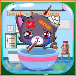 My Kitty Cat Doctor: Pet Vet Game 2019 icon