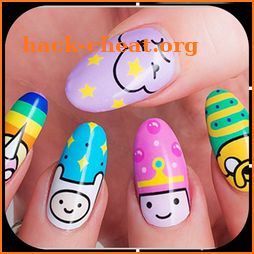 Nail Art  step by step tutorials Download icon