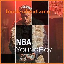 NBA YoungBoy Songs Game icon