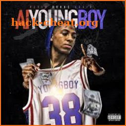NBA  Youngboy songs Mp3 icon