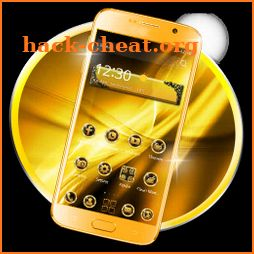 Neat Luxury Gold Theme icon