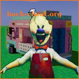 Neighbor Ice Cream hello Rod Craft icon