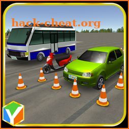 Nepal Driving Trial - License Exam Preparation 3D icon