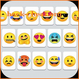 New Emoji for Android keyboard icon