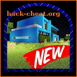New Funny Mansion. Map for MCPE icon