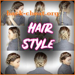 New Hair Style Step by Step icon
