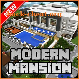 New Modern Mansion Map for Minecraft PE Hack Cheats and Tips