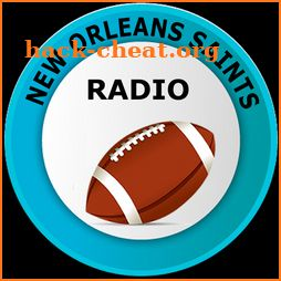 New Orleans Saints Radio App icon