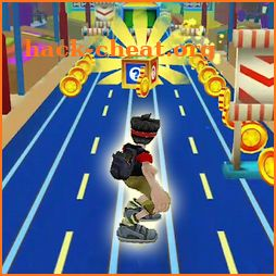 New Subway Surf 3D icon