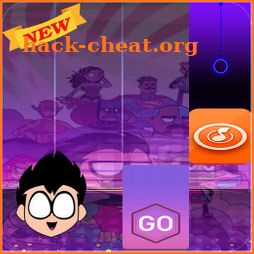 New Teen Piano Titans Tiles icon