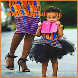 Nigerian Mother and Daughter dress Designs icon