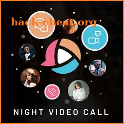 Night Live Video Call - Girls Random Video Chat icon