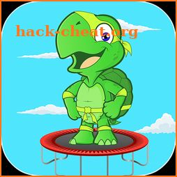 Ninja Jump Turtle Adventure icon