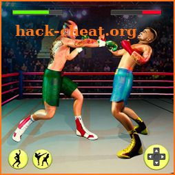 Ninja Punch Boxing Fighter Kung Fu Combat World icon
