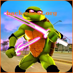 Ninja Shadow Turtle Warrior V2: Shadow Ninja Rises icon
