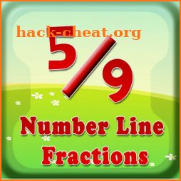 Number Line Fractions Games icon