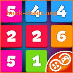 Number Match Puzzle Game - Number Matching Games icon