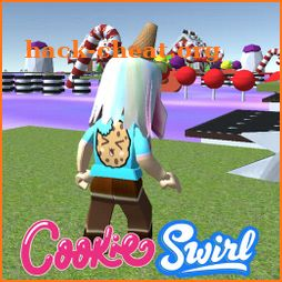 obby Cookie Swirl c Roblx's mod Candy Land icon