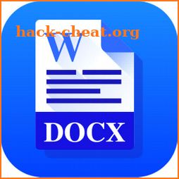 Office Word Viewer: PDF, Docx, Excel, Slide Reader icon