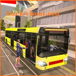 Offroad City Bus  Driving Simulator icon
