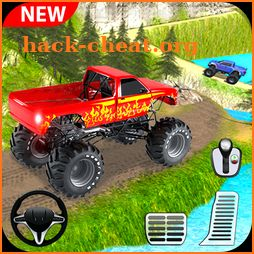 Offroad Grand Monster Truck Hill Drive icon