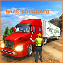Offroad Truck Driving Simulator Free icon