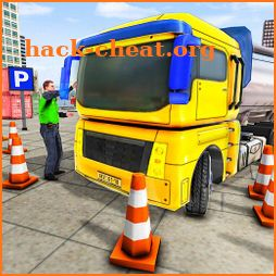 Oil Tanker Truck Parking Games – City Parking game icon