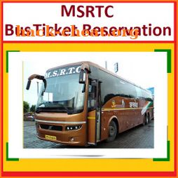 Online Reservation MSRTC | Book your Ticket icon