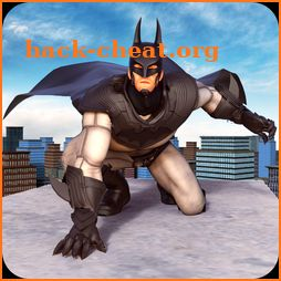 Pacific Bat Superhero Battle & City Rescue Mission icon