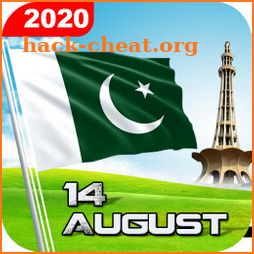 Pakistan Flag Live Wallpaper: 14 August Wallpaper icon