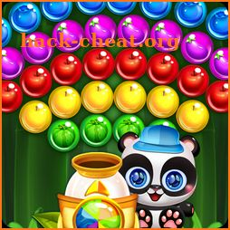 Panda Bubble Star icon