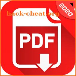 PDF Reader & Editor for Android: PDF Viewer 2020 icon