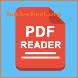 PDF Reader – Best free PDF Reader mobile icon