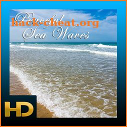 Peaceful Sea Waves HD icon