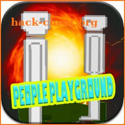 People in Ragdoll Playground Stick Battle Games icon